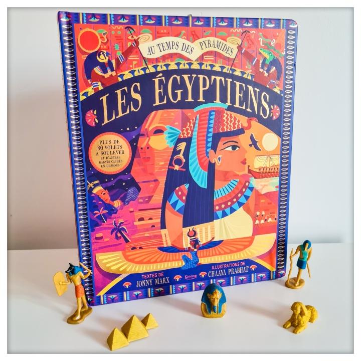 Les Egyptiens, Au temps despyramides