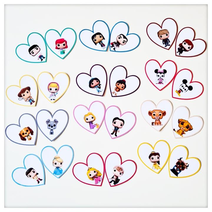 Les amoureux Disney